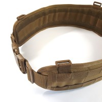 Arbiter Padded Molle Belt